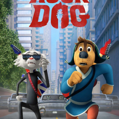 Rock Dog Hit Theaters 2/24!