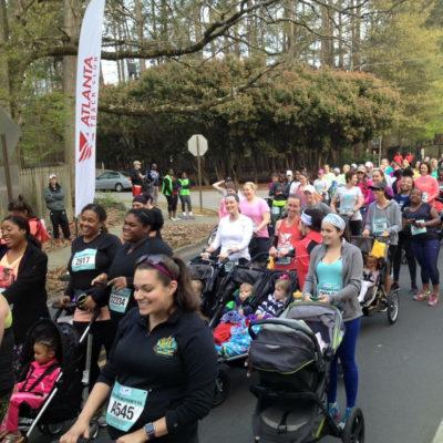 My Favorite Local Race | Atlanta Women's 5k