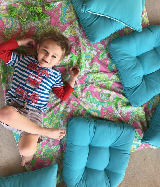 Outdoor Movie Night, Walmart Family Mobile Review