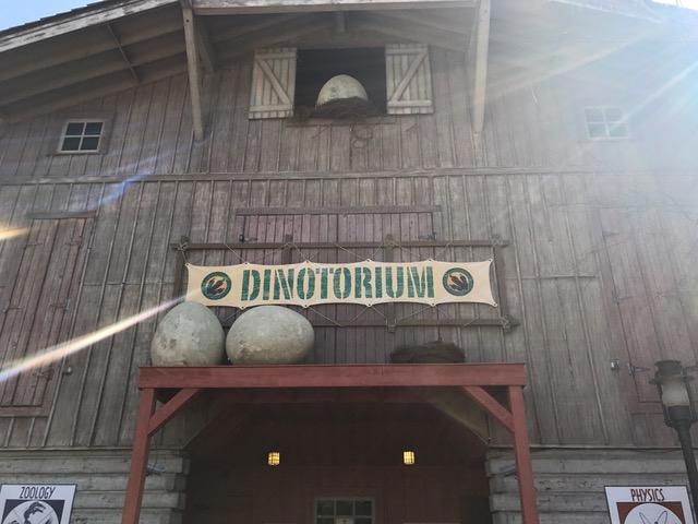 Dinosaur Explore at Stone Mountain