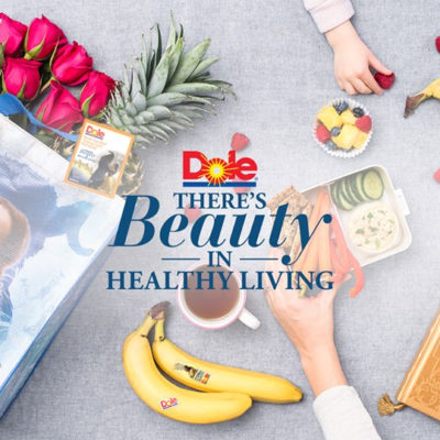 Dole and Disney: There's Beauty in Healthy Living Giveaway