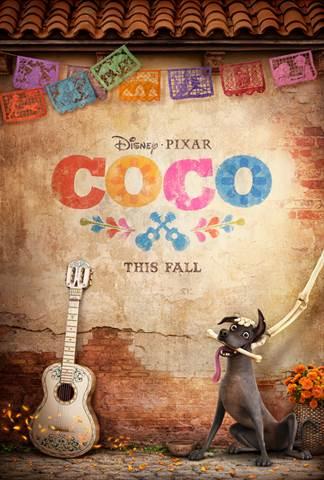 Disney Pixar Coco, Coco Movie