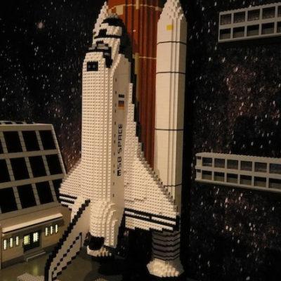 LegoLand Atlanta Launches 'Space Mission' Exhibit