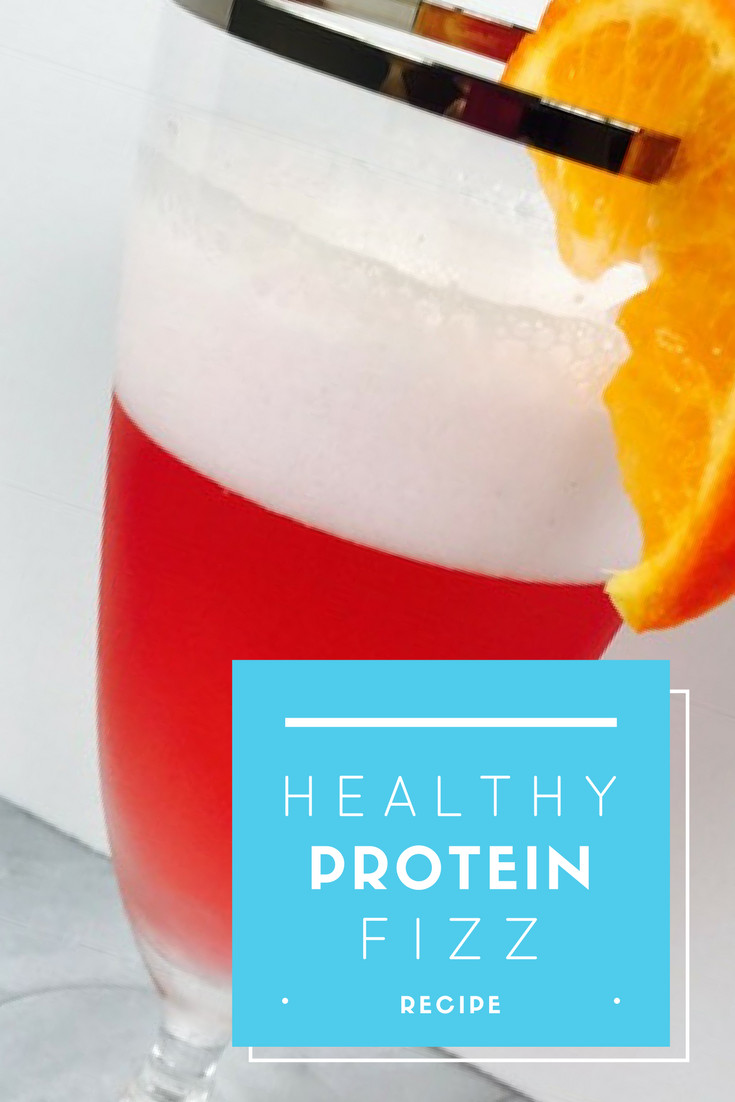 Premier Protein Clear Recipe, Premier Protein Clear, Healthy Summer Drink Recipe