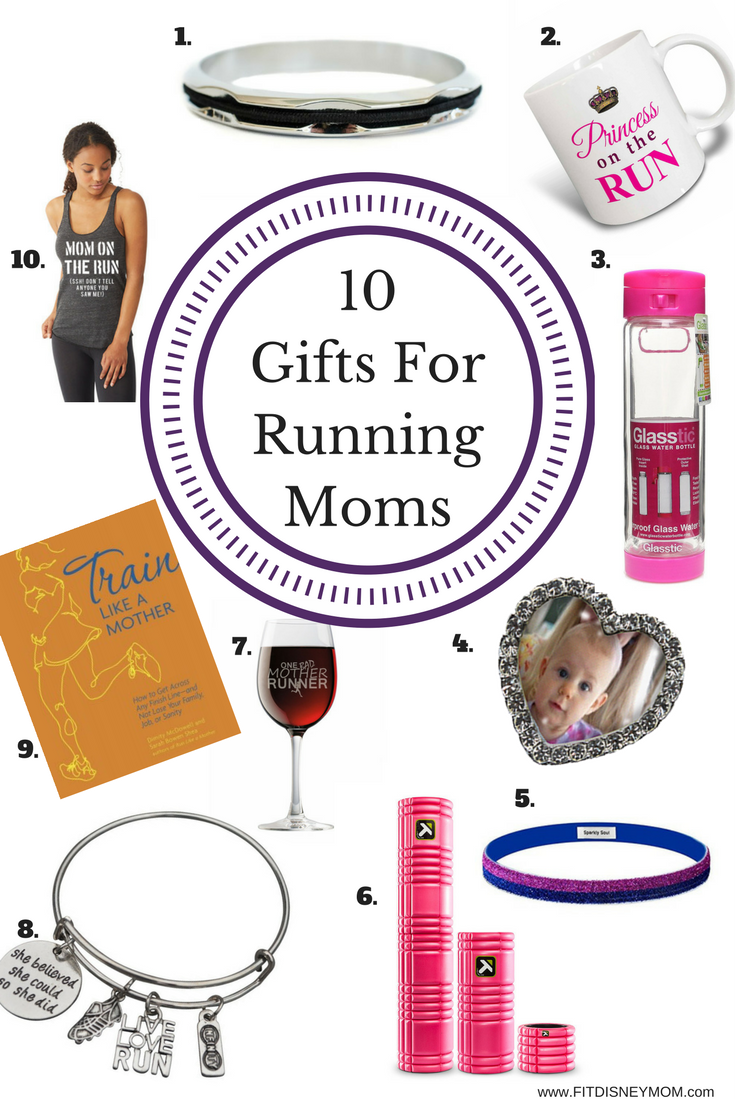10 Gifts for Running Moms, Mothers Day Gifts for Runners, Mothers Day Gift Ideas