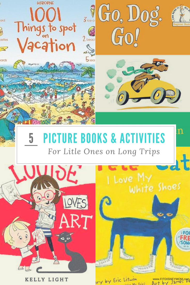 Books for Kids Car Trips, Entertainment for Kids Car trips, Kids Car Trip Activities, Kids Book about Travel
