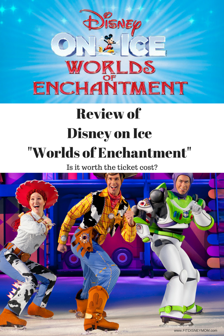 "Disney on Ice Review ""Worlds of Enchantment, Disney on Ice Atlanta, Disney on Ice"