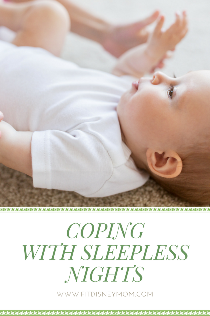 Coping with sleep loss as a new mom, How to sleep train your baby, tips for baby sleeping through the night