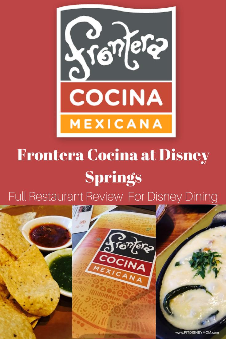 Frontera Cocina at Disney Springs, Frontera Cocina Review, Frontera Cocina Mexican, Rick Bayless