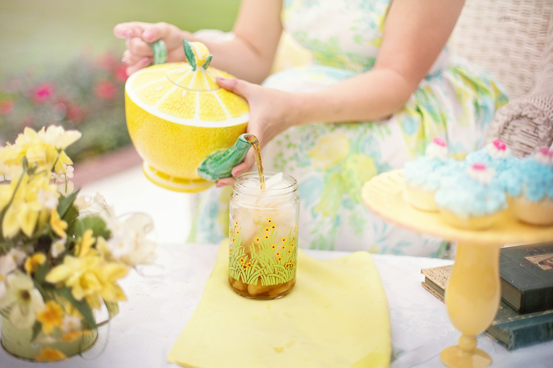 Outdoor Birthday Party, Outdoor Birthday Party Ideas