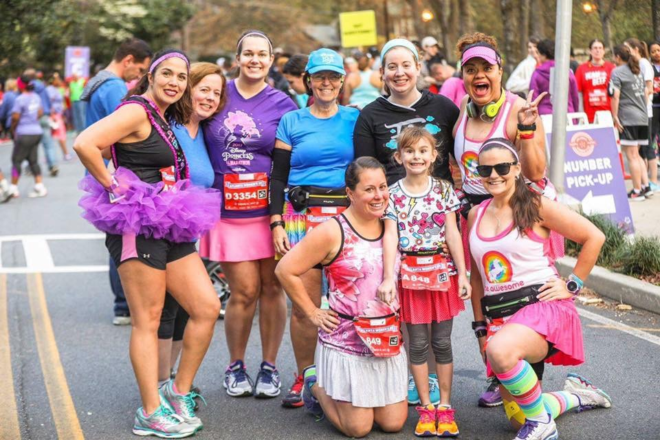 Atlanta Women's 5k Race Review