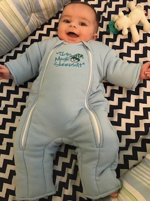 Baby Merlins Magic Sleepsuit Review, Baby Merlins Magic Sleepsuit