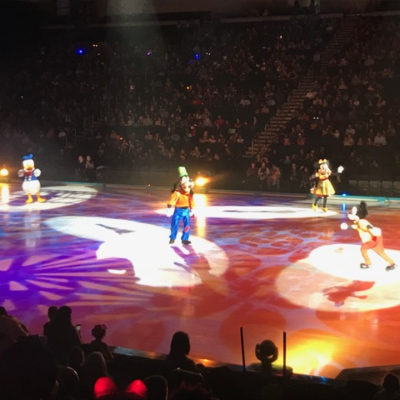 """Disney on Ice """"Worlds of Enchantment"""" Review"""
