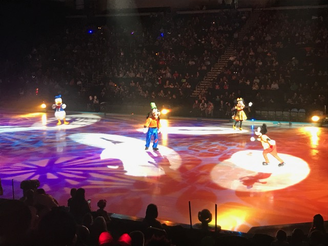 "Disney on Ice Review, Disney on Ice Review ""Worlds on Enchantment"""