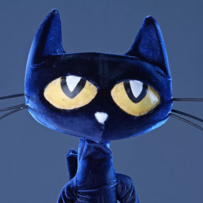 Now Playing: 'Pete The Cat' at Center for Puppetry Arts Atlanta