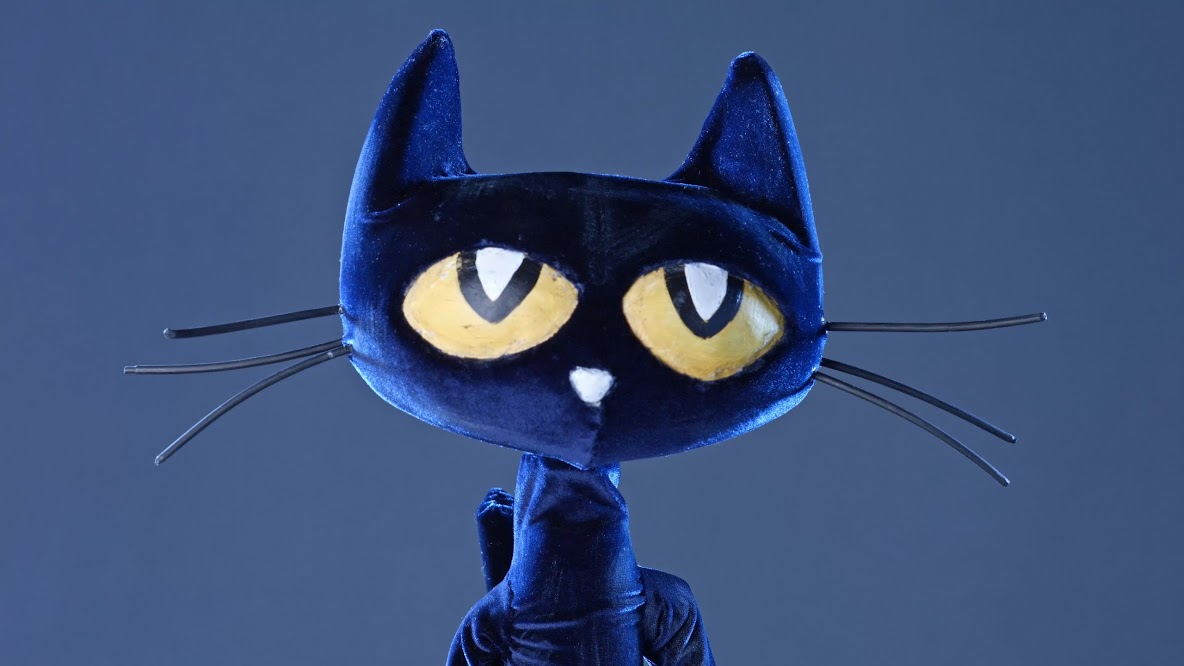 Pete the Cat Center for Puppetry Arts, Pete the Cat Atlanta Center for Puppetry Arts, Pete the Cat