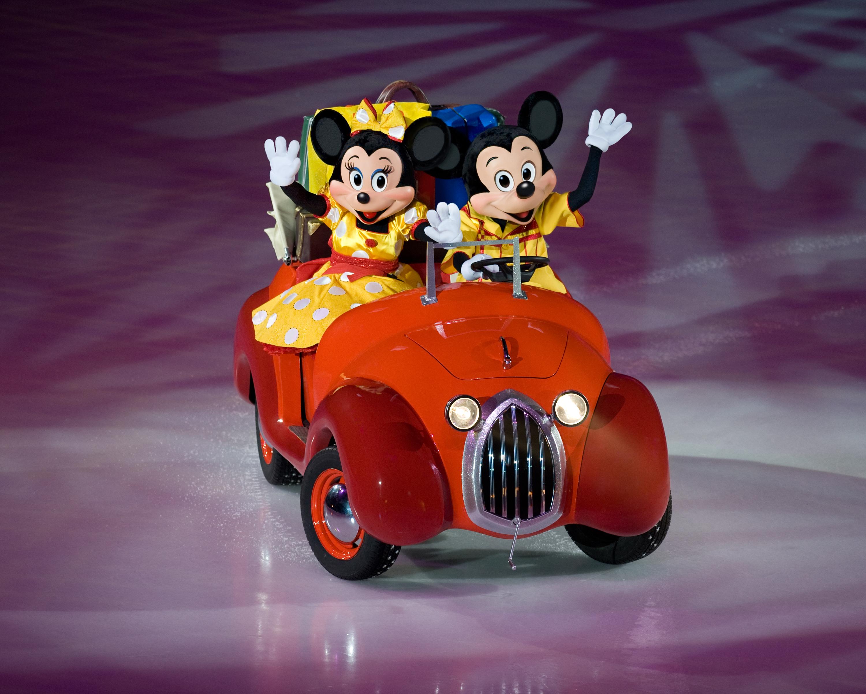 Disney on Ice Worlds of Enchantment Atlanta