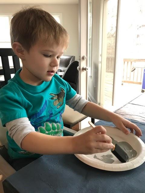 Finding Dory Craft for Preschoolers