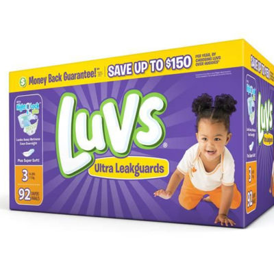 Stock Up on Diapers | Luvs Coupons