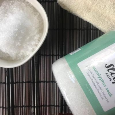 5 Steps to Create a Relaxing Bath | Sleep Salts