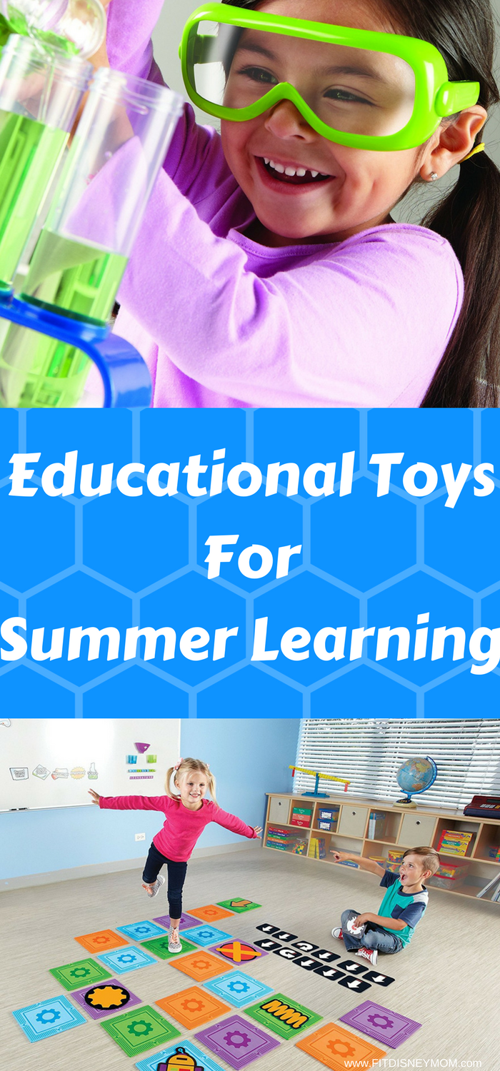 Educational Toys for Summer Learning, Educational Toys, Toys for Learning