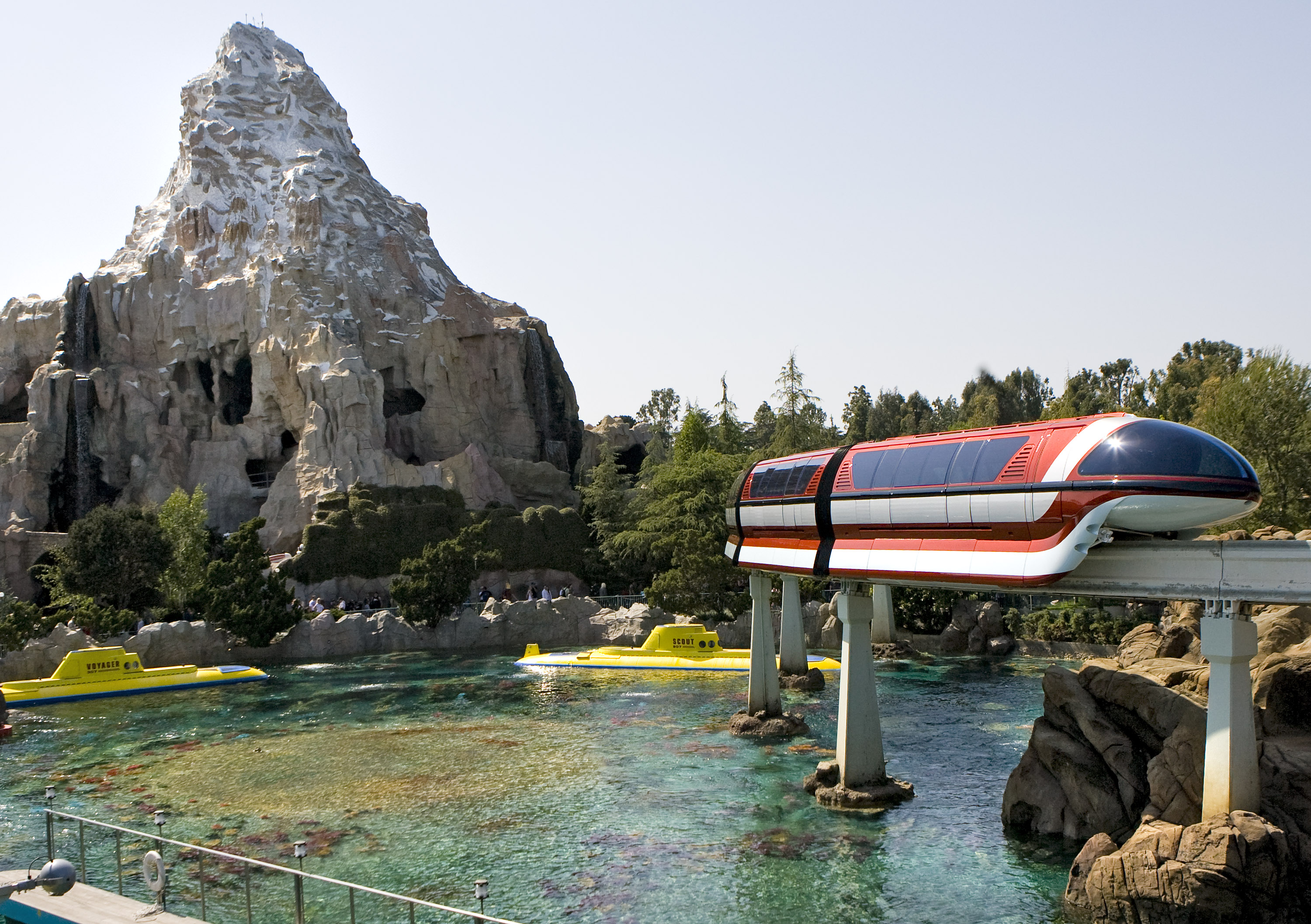 Must do Disneyland, Unique to Disneyland, Matterhorn