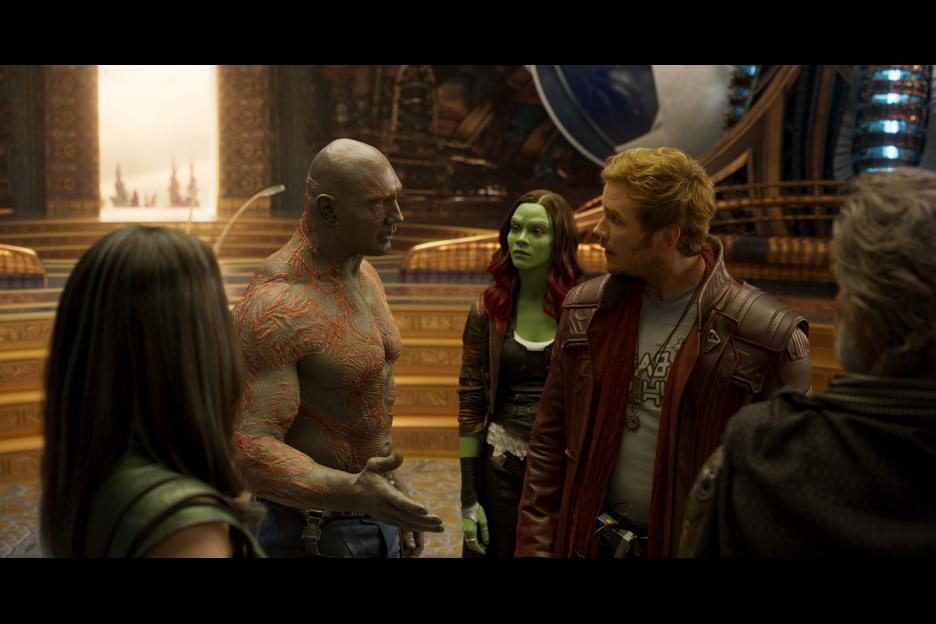 Guardians of the Galaxy Vol. 2, Guardians of the Galaxy Vol. 2 Review, Guardians of the Galaxy Vol 2 Spoiler Free Review