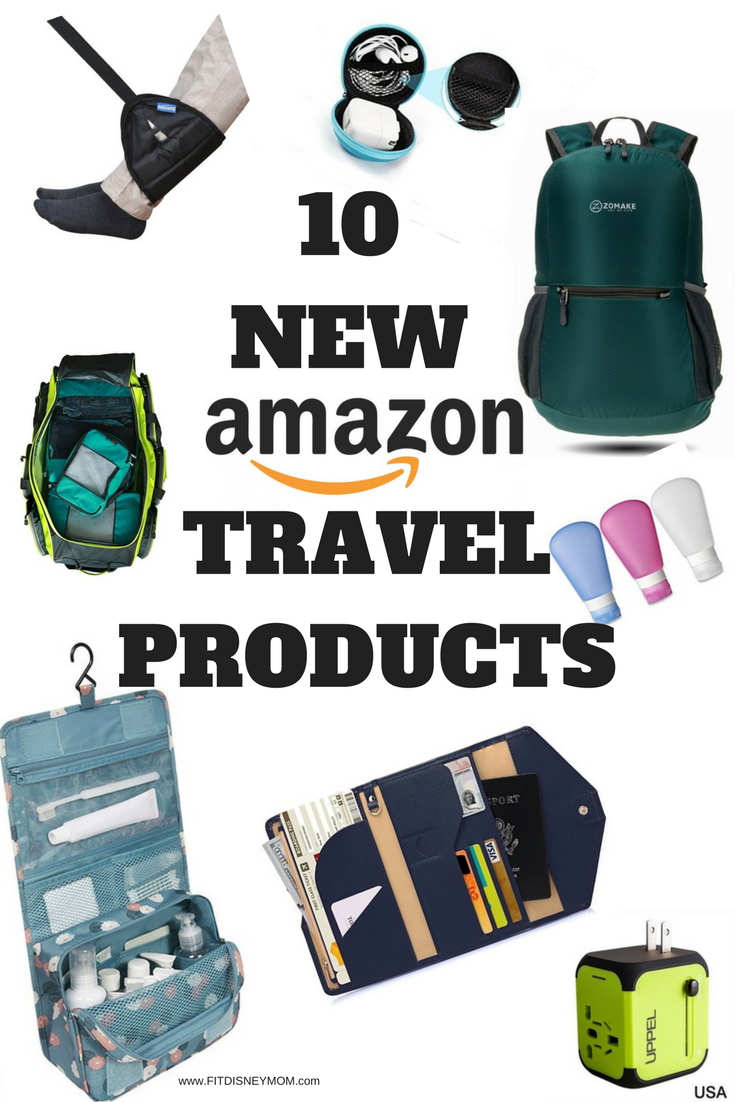 New Travel Products On Amazon Giveaway Fit Disney Mom