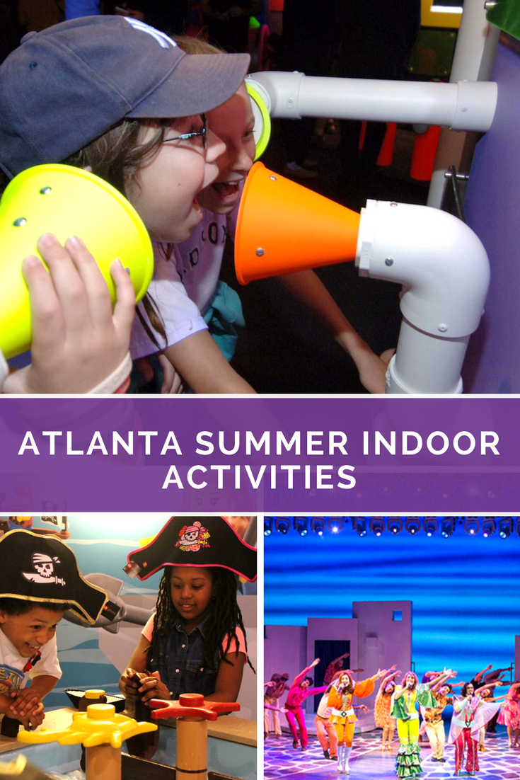 Beat The Heat Atlanta Summer Indoor Activities Savvy Mama Lifestyle