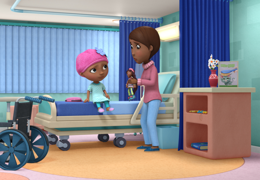 Doc McStuffins, Hannah The Brave, National Cancer Survivors Day, Disney Junior