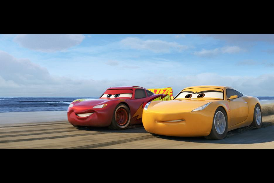 Cars 3 Review, Cars 3, Cars 3 Review From a Mom, Cruz Ramirez Cars 3