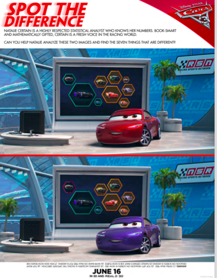 Cars 3 Activity Sheets, Cars 3 Games, Cars 3 Toys, Cars 3