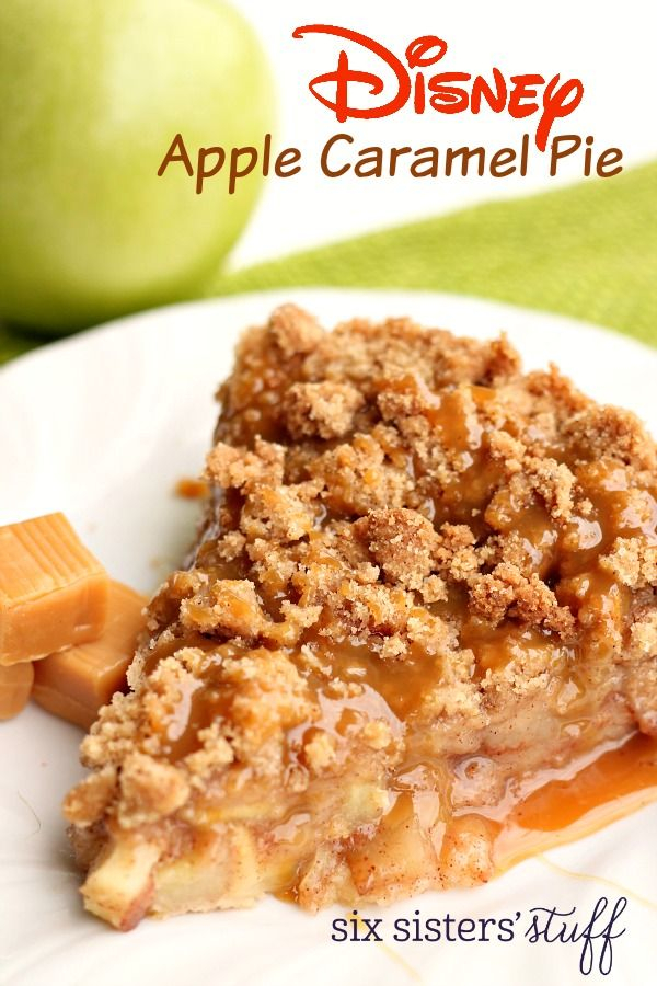 Apple recipes for Fall, Disney Apple Pie Recipes, Apple Pie Recipe, Apple Pie