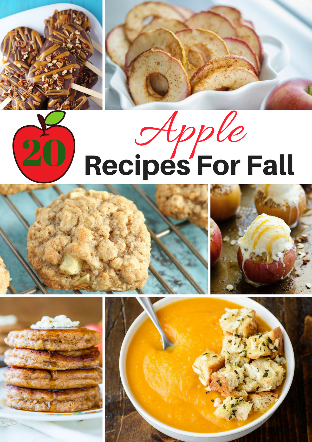 Apple Recipes, Fall Baking, Fall Comfort Food, Recipes with Apples, Apple Picking