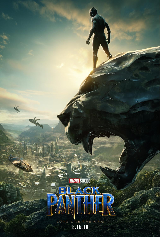 Black Panther Poster, Black Panther Movie, Black Panther Film