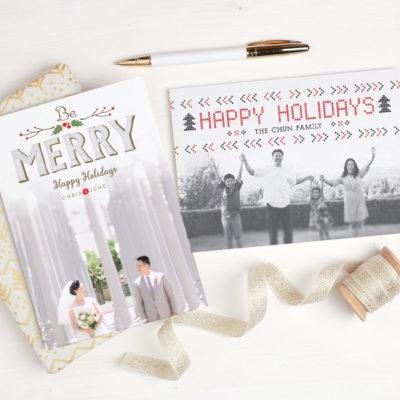 Design Christmas Cards Online | Basic Invite