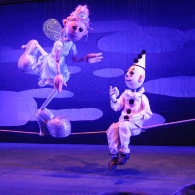 Last Chance: Don't Miss Cinderella Della Circus by Center for Puppetry Arts
