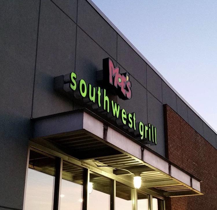Moe's Southwest Grill, Moe's, Moe's Tex Mex, Moe's Southwest Grill