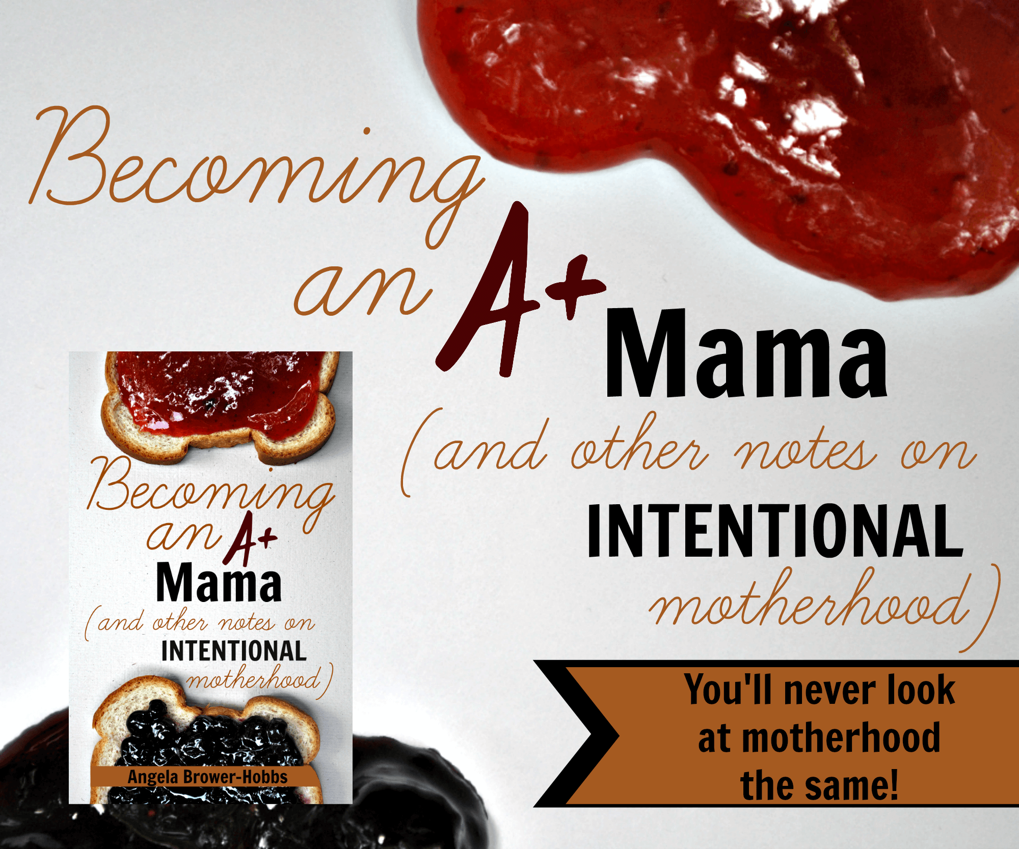 Becoming an A+ Mama, Momlife, Support for Moms