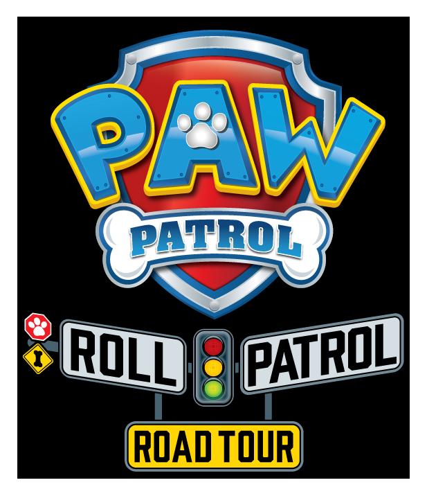 Paw Patrol Roll Patrol Tour, Paw Patrol Tour 2017, Paw Patrol