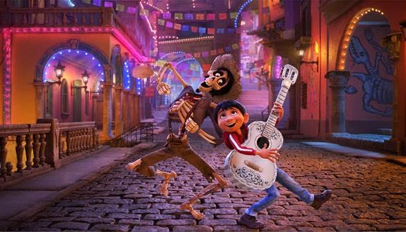 Disney Pixar's COCO, COCO Review, COCO Movie