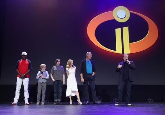 Pixar and Disney animation studios upcoming film announcements, pixar, disney, incredibles 2