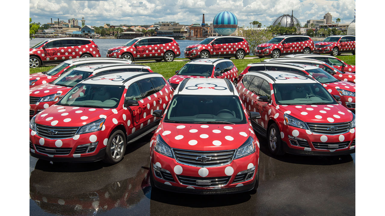New Disney S Minnie Van Service Everything You Need To