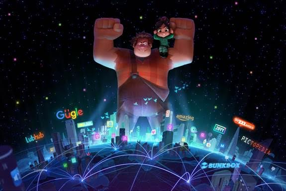 Pixar and Walt Disney Animation Studios upcoming films, Wreck it Ralph 2, Pixar and Disney Animation Studios Upcoming Films, Wreck It Ralph 2