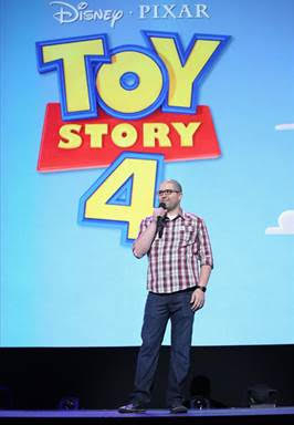 Pixar and Disney Animation Studios Upcoming Films, Toy Story 4