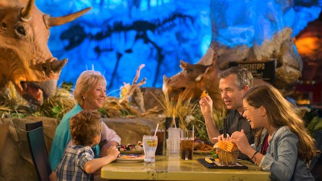T Rex Restaurant Reviews