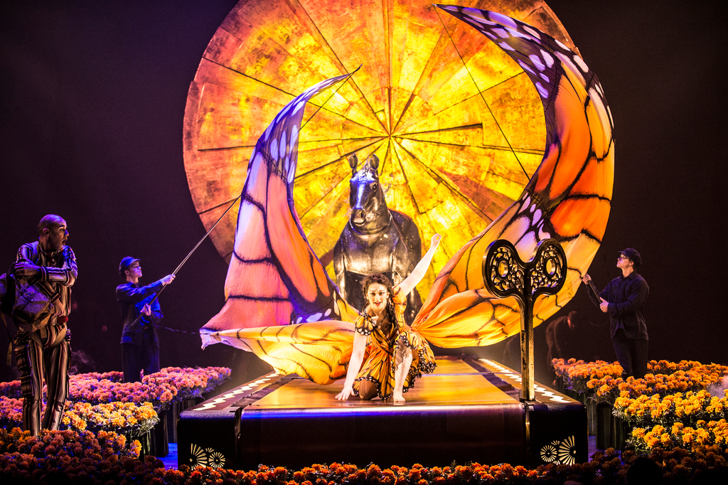 Cirque du Soleil, Luzia by Cirque du Soleil