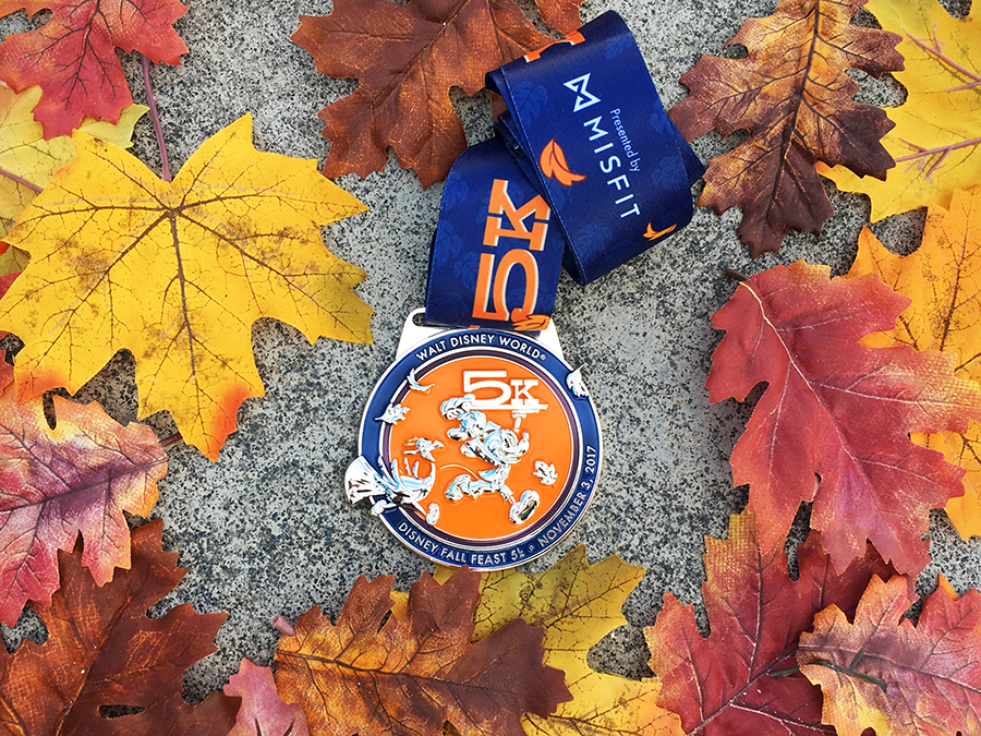 2017 Wine & Dine Half Marathon Medals, Wine and Dine 5k Medal, Run Disney Wine and Dine Medals 2017