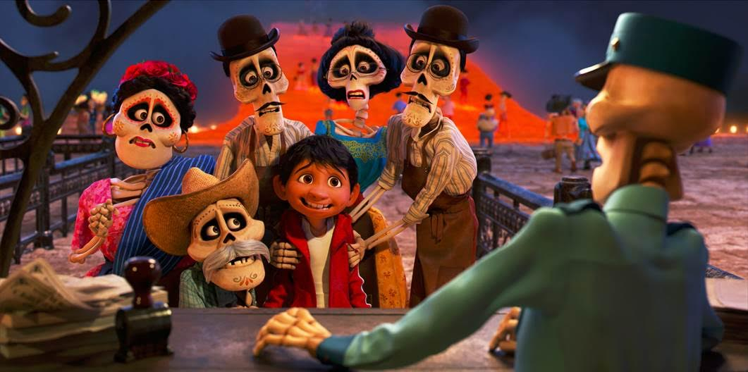 Disney Pixar's COCO, COCO Movie Review