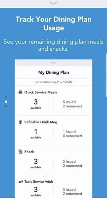 My Disney Experience app updates, disney blog, disney blogger